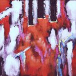 Cees zijn laatste schilderij